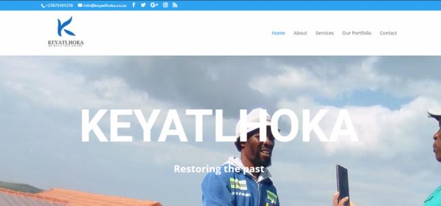 Keyatlhoka-Construction Company