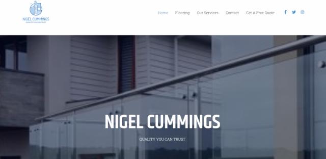 Nigel Cummings-Aluminum Services