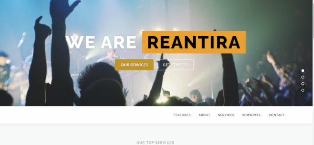Reantira Events & Projects