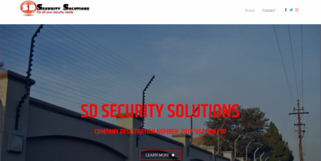SD Security Solutions