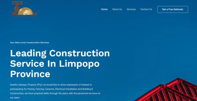 Swethu Setsepu Projects