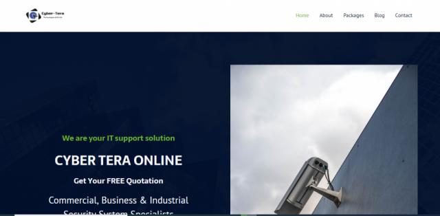 Cyber-Tera Technologies-IT Solutions