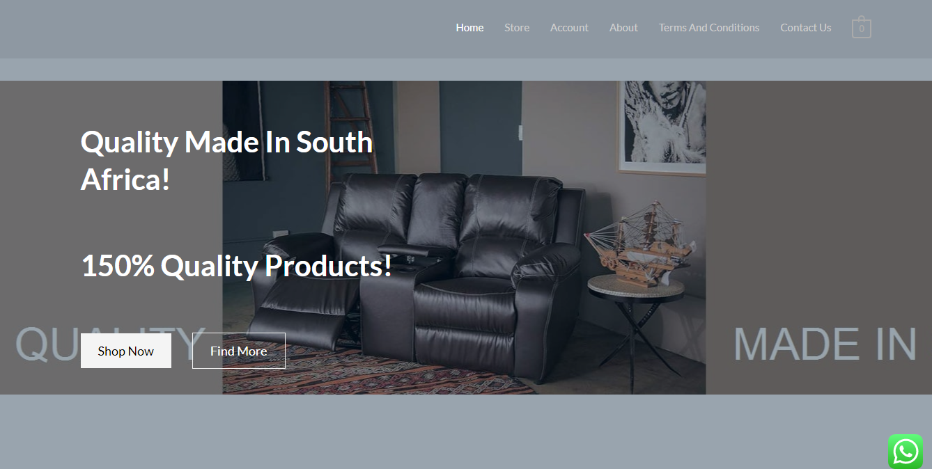 Home Decor Lifestyle Furnitures- Online Furniture Store