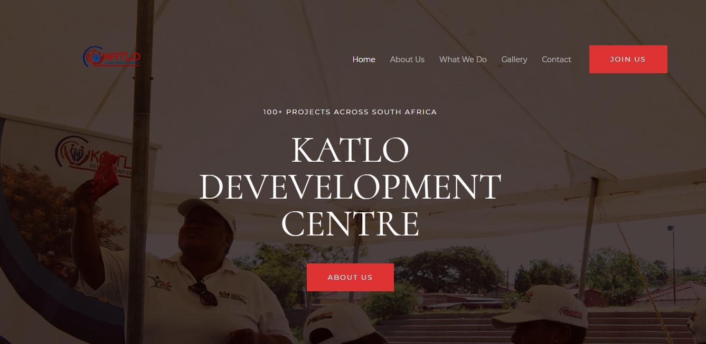 Katlo Development Centre- Non Profit Company